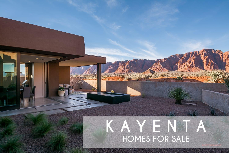 kayenta homes for sale be at home utah