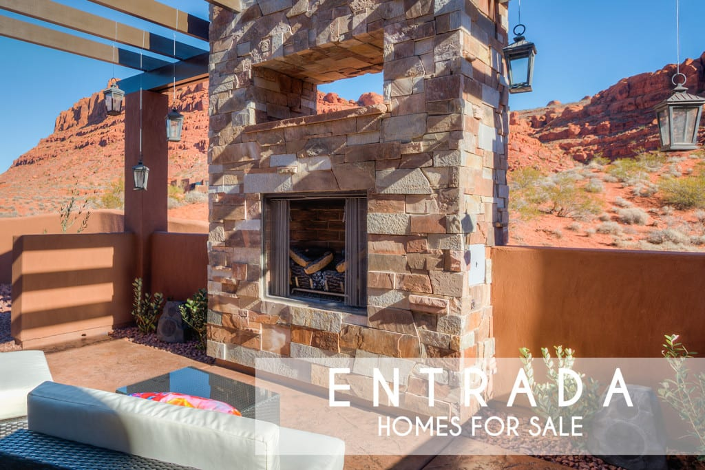 Southern Utah Luxury Homes. Entrada Homes For Sale